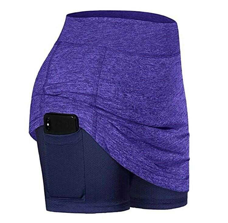 House Hack PS Skort Purple