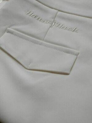 House Hack MW Ladies White Shorts