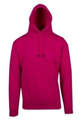 House Hack Hoodie Hot Pink