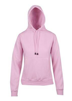 House Hack Hoodie Light Pink