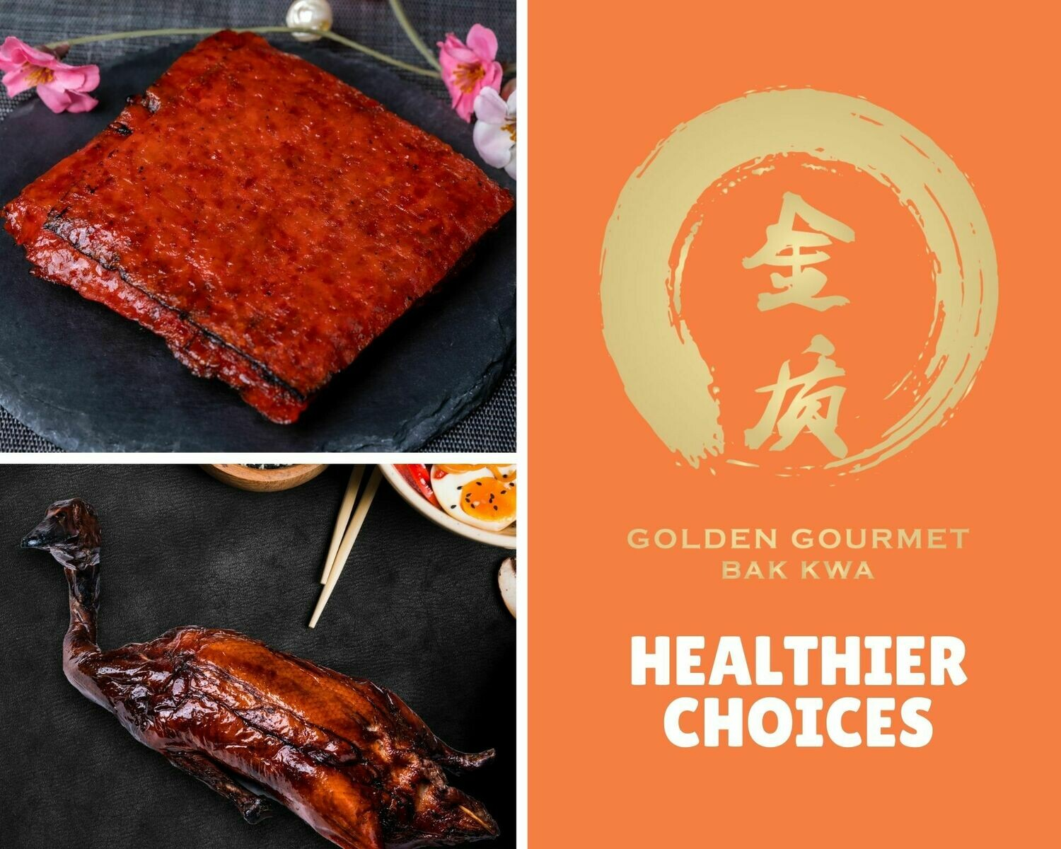 HEALTHIER CHOICE BUNDLE - [CNY JAN] - LAST COLLECTION DATE: 5th FEB'21