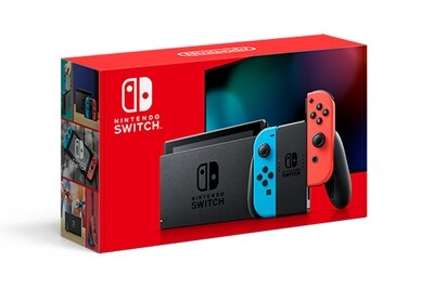 Switch (With Extended Battery Life) - Neon