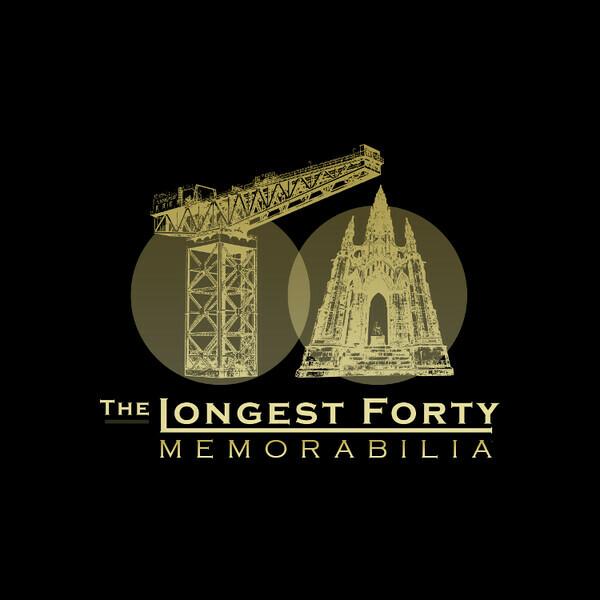 Longest Forty Memorabilia
