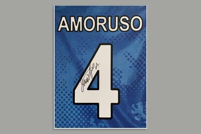 Lorenzo Amoruso Signed Number 4 Print