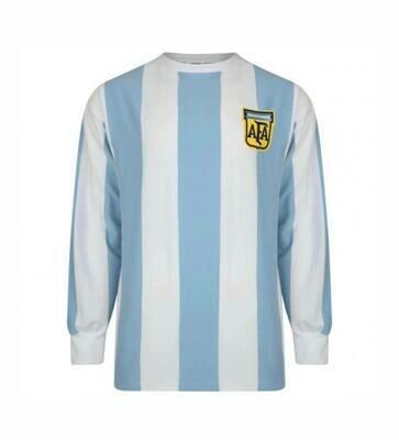 Caniggia Argentina Retro Jersey