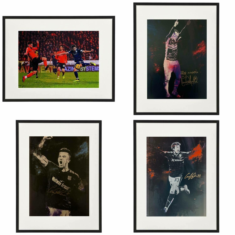 Dundee FC Bundle (4 Prints(