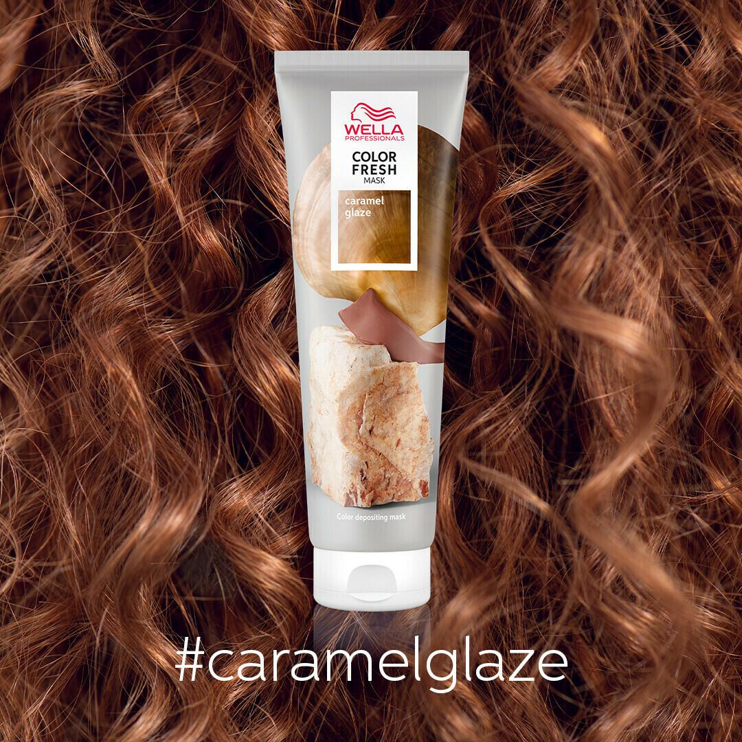 Wella Color Mask-Caramel Glaze