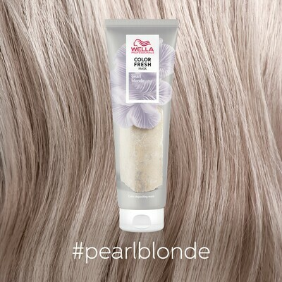 Wella Color Fresh Mask-Pearl Blonde