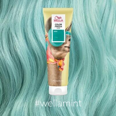 Wella Color Fresh Mask-Mint