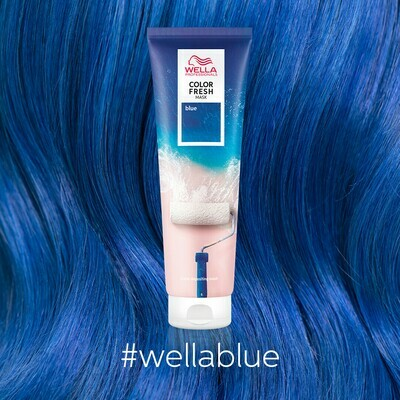 Wella Color Fresh Mask-Blue