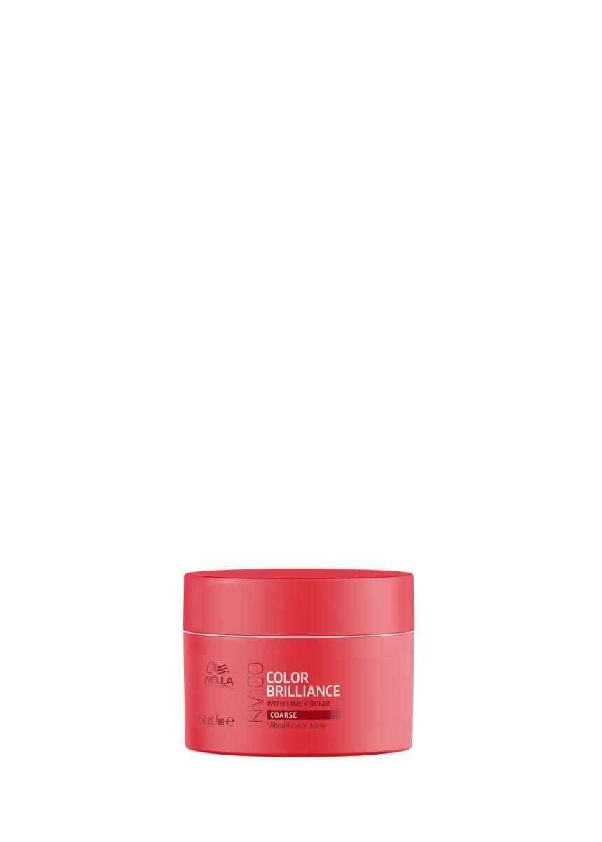 Wella Brilliance Color Mask Normal/coarse