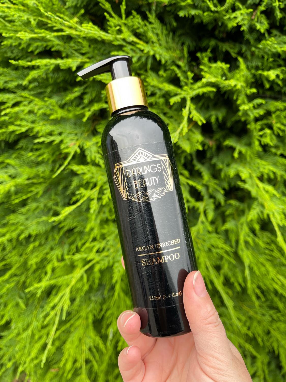 Argan Enriched Shampoo