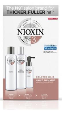 Nioxin Trial Kit No.3