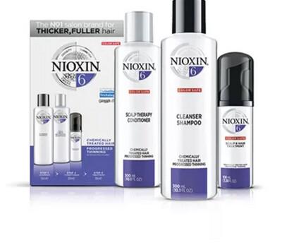 Nioxin Trial Kit No.6