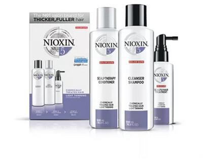 Nioxin Trial Kit No.5