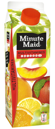 Minute Maid Mutltivitamines 1L