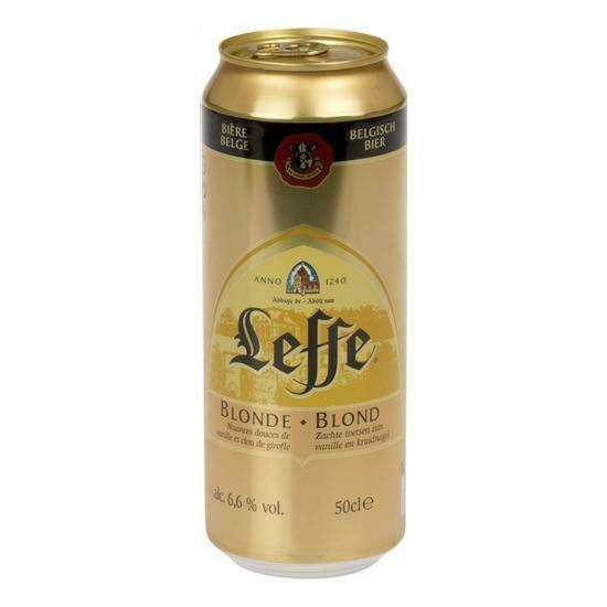 Leffe Blonde 50 cl