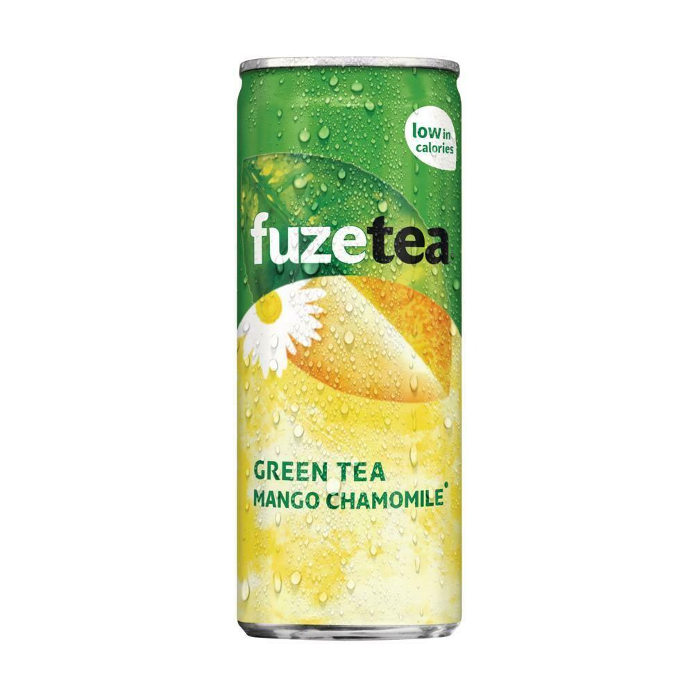 Fuze tea Mango chamomile