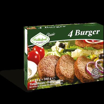 Mekkafood 4 burger HALAL