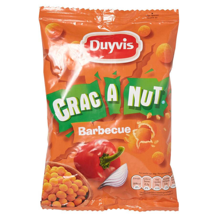 Crac A Nut Barbecue