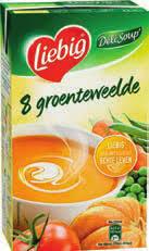 Liebig Groentenweelde/ Légumes