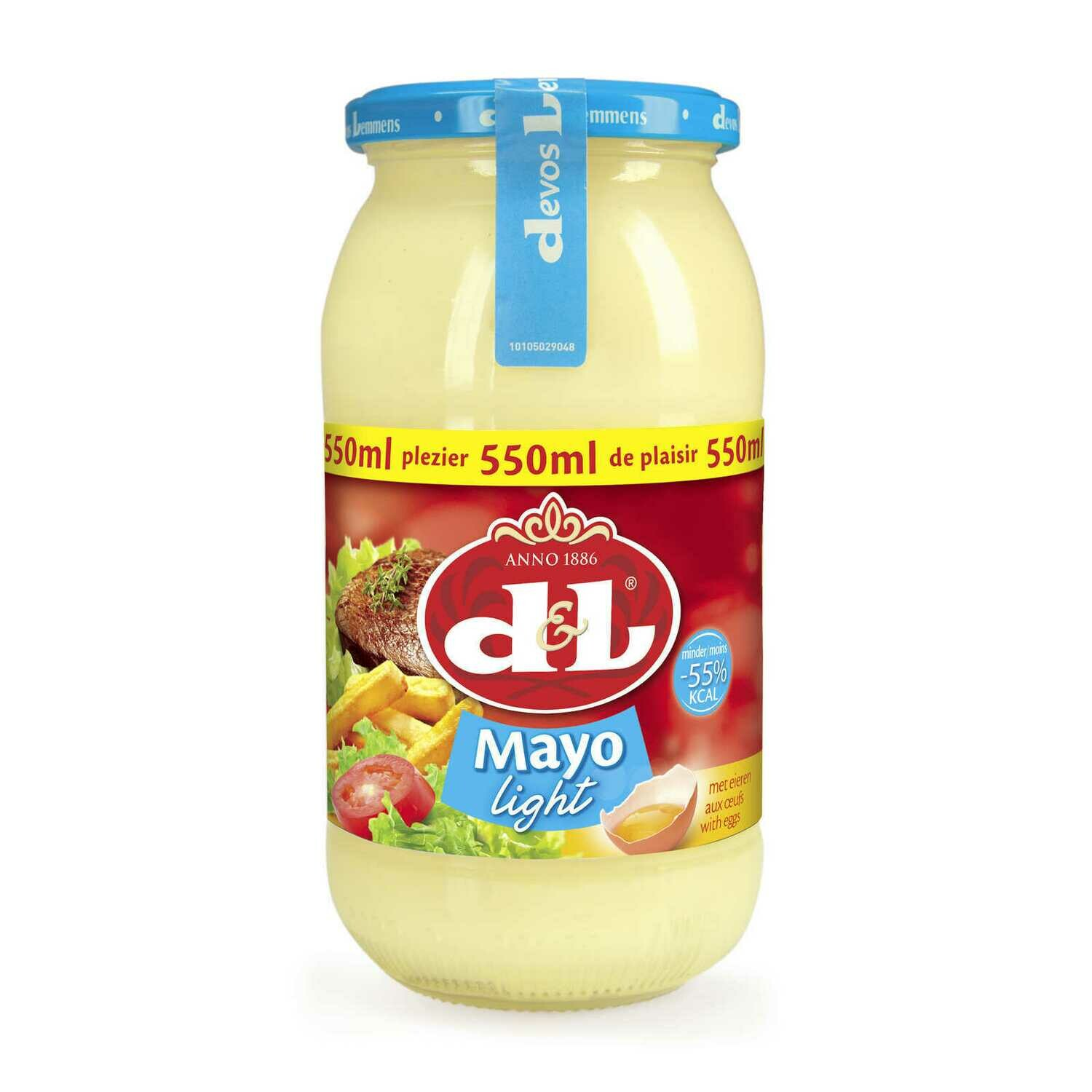 Dl Mayonaise Light