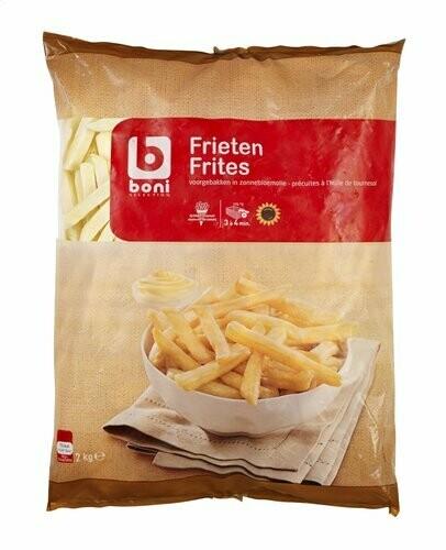 Frites / Fritjes