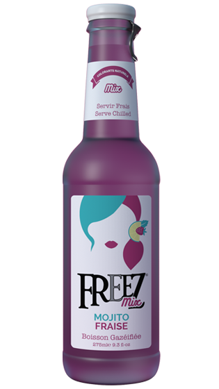 Freez mojito fraise