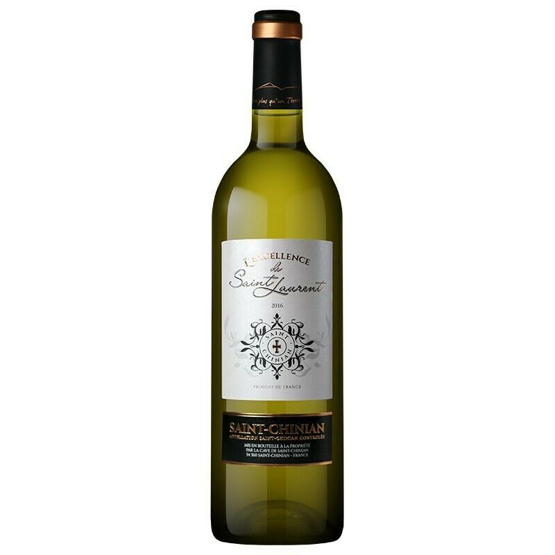 L'excellence de Saint-Chinian  Vin Blanc