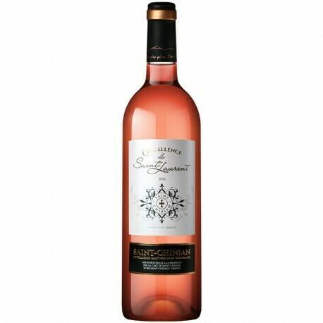 L'excellence de Saint-Chinian  Vin Rosé