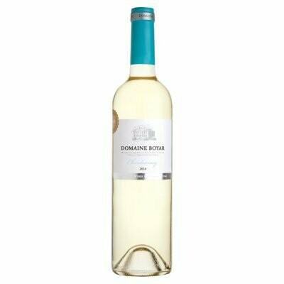 Domaine Boyar Chardonnay  Vin Blanc
