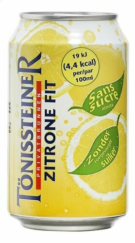 Tönissteiner Citron Fit (4,4 kcal/ 100ml)