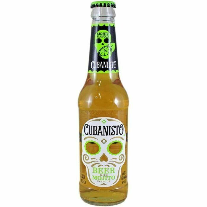 Cubanisto Mojito Beer 33cl