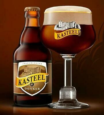 Kasteel Beer 33cl Donker