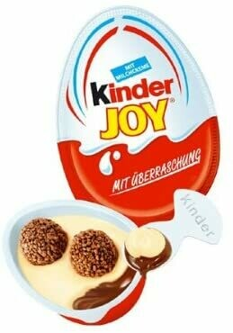 Kinder Joy Suprise