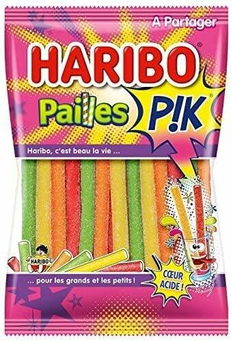 Haribo Pailles P!K