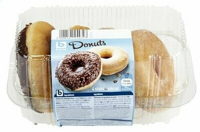 4 Donuts