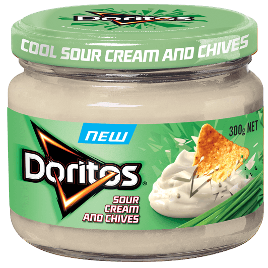 Doritos Sauce Sour Cream And Chives