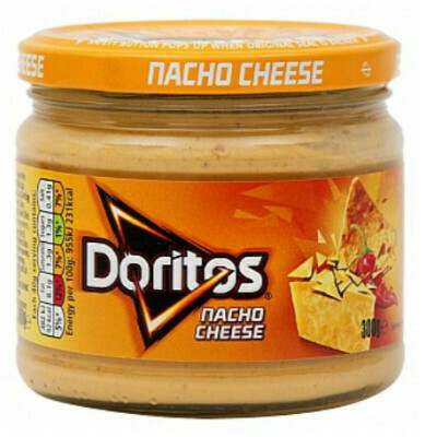 Doritos Sauce Nacho Cheese