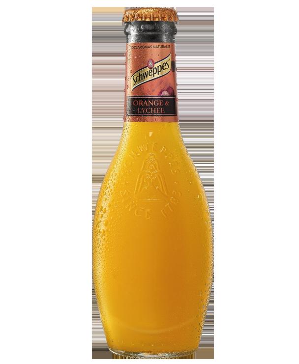 Schweppes Tonic Orange & Lychee