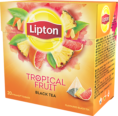 Lipton Tropical Fruit Black Tea