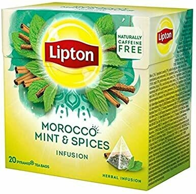 Lipton Morocco Mint & Spices Infusion