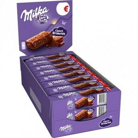 Milka Choco Brownie Bar