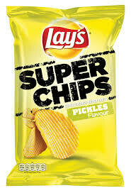 Lays Super Chips Pickels
