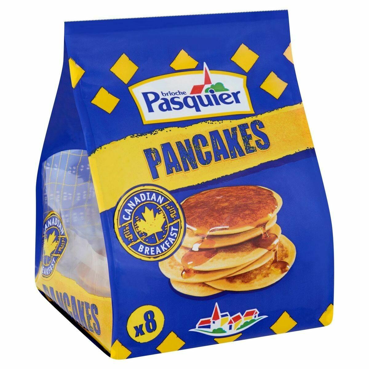 8 Pancakes Pasquier