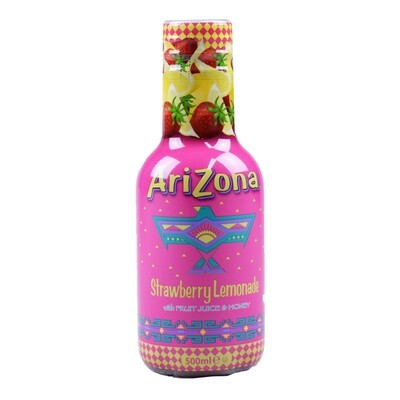 Arizona Strawbery Lemonade