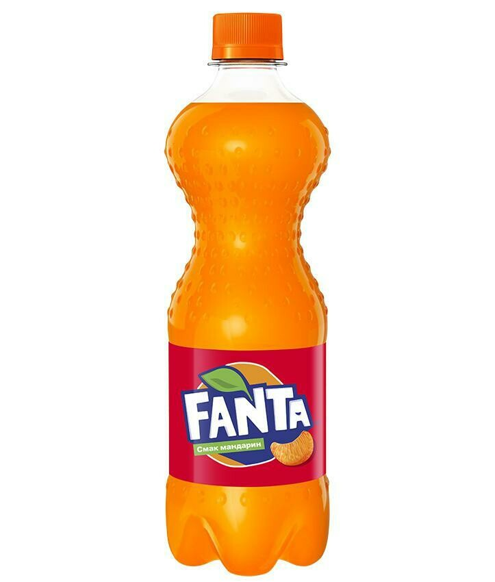 Fanta Mandarine 50 cl