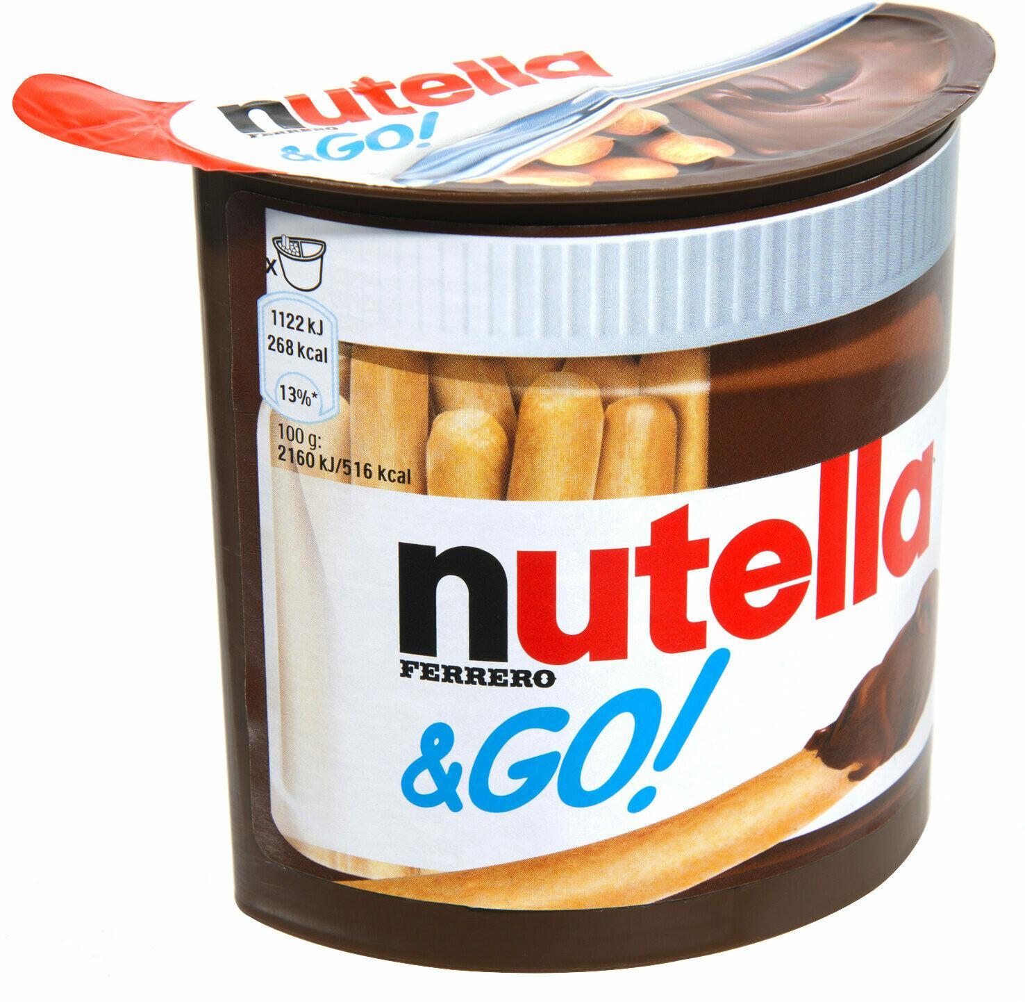 Nutella & Go !