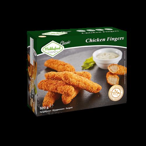 Mekkafood Chicken Fingers