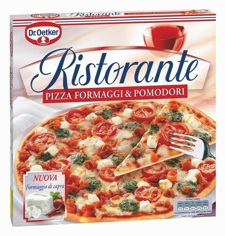 Pizza Fromaggi & Pomodori